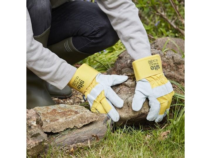 dbee3fcb98e843 Rękawice robocze Site wzmocnione skórą XL - Rękawiczki robocze ...
