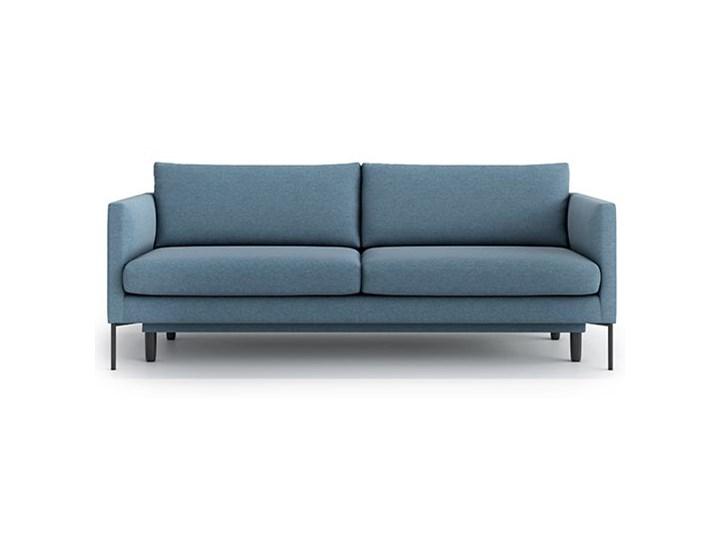 Sofa Svea z funkcją spania, Steel Blue