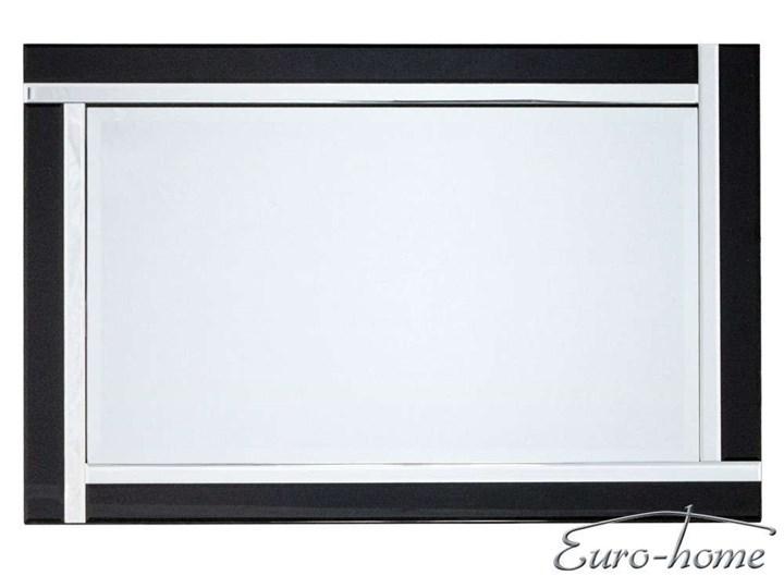 Lustro w lustrzanej oprawie 60x90 TM8004 Prostokątne Lustro z ramą Ścienne Styl Klasyczny