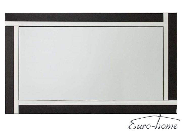 Lustro w lustrzanej oprawie 90x150 TM8004 Prostokątne Ścienne Lustro z ramą Styl Nowoczesny