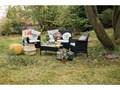 Zestaw mebli ogrodowych ze sztucznego rattanu Le Bonom Fila Zestawy wypoczynkowe Liczba miejsc Czteroosobowy