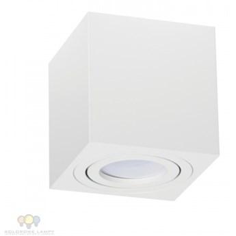 LAMPA NATYNKOWA SPOT KOBI OH37 biała