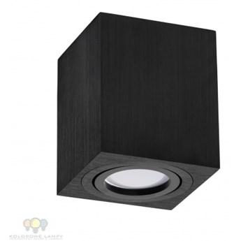 LAMPA NATYNKOWA SPOT KOBI OH37L czarny