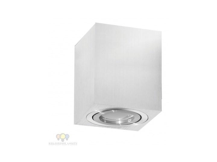 == WYSYŁKA 48H == LAMPA NATYNKOWA SPOT KOBI OH37L aluminium/chrom