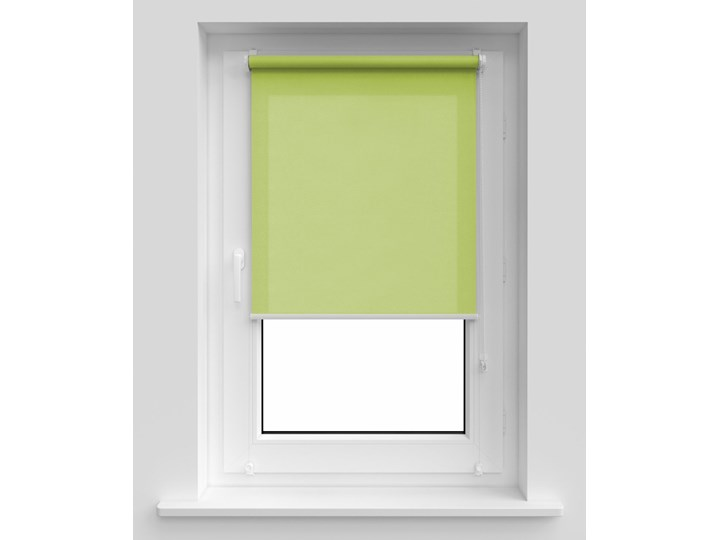 Roleta Mini Lux 68x230 kolor 510 j.zielony DECODESIGN