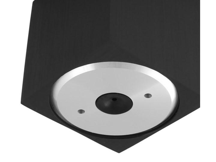Oprawa natynkowa kostka alumininiowa czarna HDL201 BK hermetyczna Kolor Czarny Oprawa halogenowa Kwadratowe Oprawa stropowa Kategoria Oprawy oświetleniowe