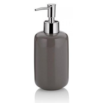 Ceramiczny dozownik do mydła w płynie 400 ml Kela szary kod: KE-20506