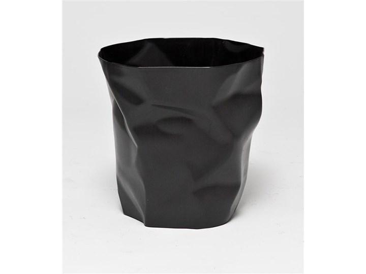 """Kosz na śmieci D2 """"Papier"""" czarny kod: 5902385716604"""