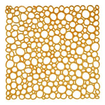 Panele dekoracyjne 4 szt. Koziol Oxygen pomarańczowe kod: KZ-2041509