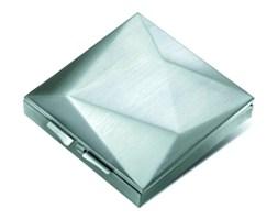Pojemnik na drobiazgi PO: matowy srebrny kod: P806