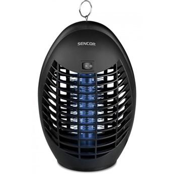 Lampa przeciw owadom 22,1x4,7x9,3cm Sencor czarna kod: SIK 5000BK