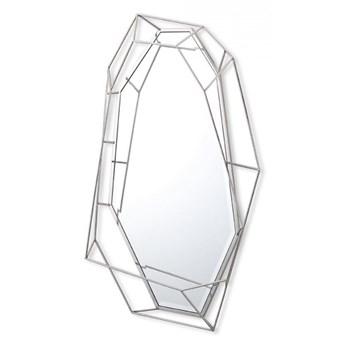 Massei 2 - asymetryczne nowoczesne lustro. kod: 18H1037