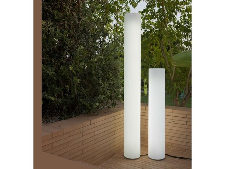 FITY-Lampa podłogowa zewnętrzna / Kolumna świecąca LED z kablem Wys.160cm - Lampy podłogowe zewnętrzne