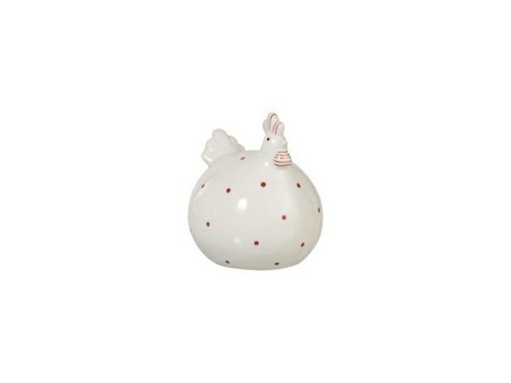 Dekoracja Chick Dot Ceramika Ceramika