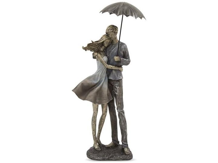 PARA Z PARASOLKĄ figurka, dekoracja, wys. 55 cm