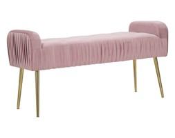 Różowa ławka Mauro Ferretti Lady