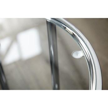 Stolik Art Deco srebrny / 60
