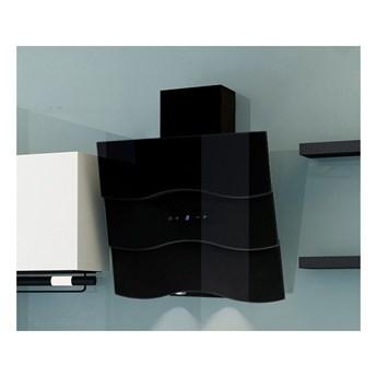 Okap kominowy Ivo Black 60 cm