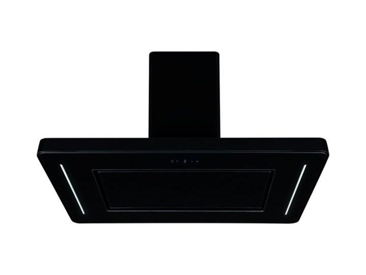 Okap wyspowy Decor Island Black 60 cm Kolor Czarny