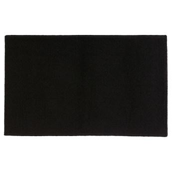 Dywanik łazienkowy TAPIS UNI, 50x80 cm, kolor czarny