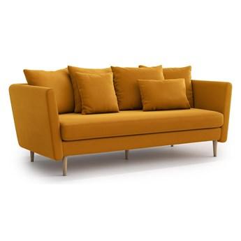 Sofa 3-osobowa Joleen, Golden Velvet