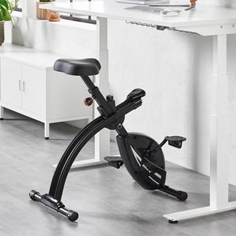 Rower treningowy, czarny