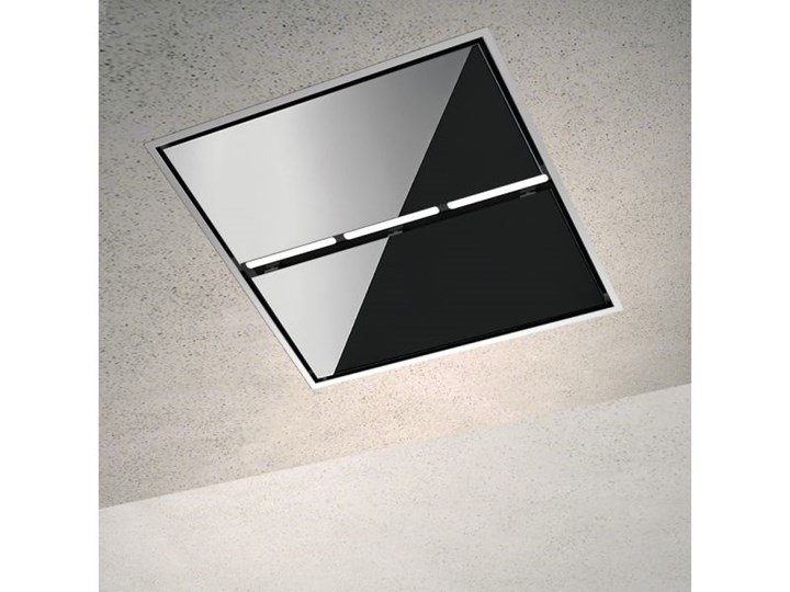 Okap sufitowy Viano Black 90 cm