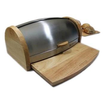 Chlebak z deską do krojenia Oscar