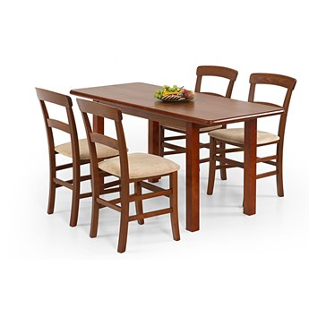 Stół z drewna bukowego DINNER