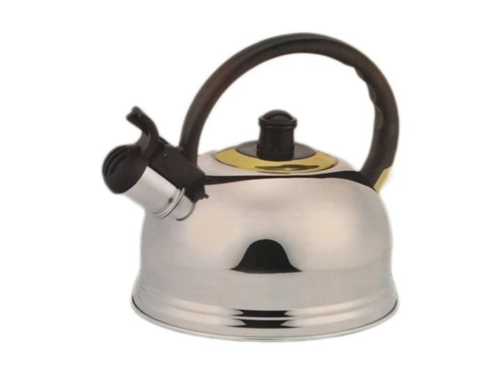 Nowoczesny czajnik z gwizdkiem Kategoria Czajniki Ze stali nierdzewnej Indukcja