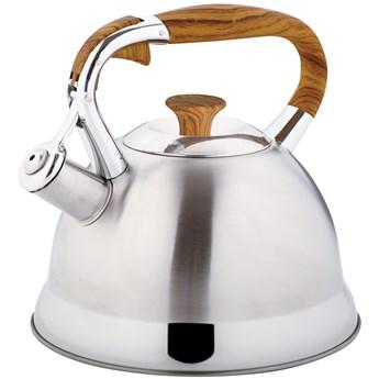 Stalowy czajnik z gwizdkiem KH-3783
