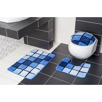 Dywaniki łazienkowe BORNEO N81 - 2 części