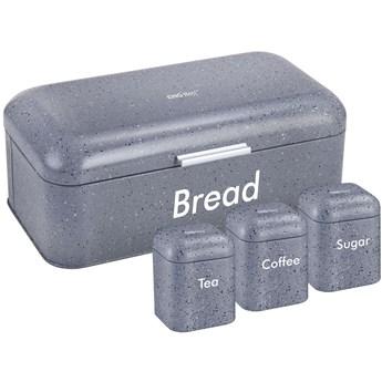 Zestaw chlebak + pojemniki