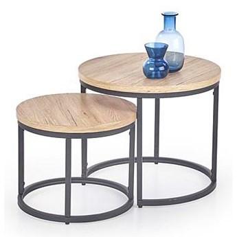 Komplet stolików Loft