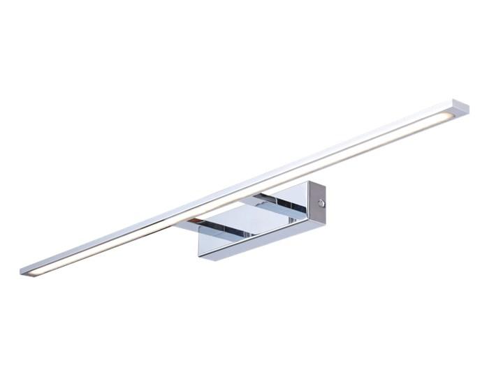 ISLA kinkiet 1 x 32W LED IP44 srebrny łazienkowy ledowy prosty minimalistyczny nad lustro Light Prestige GS-LWB-32W CH