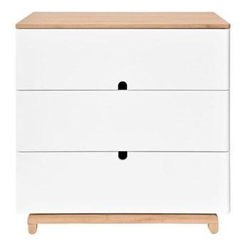 NOMI komoda 3 - szuflady