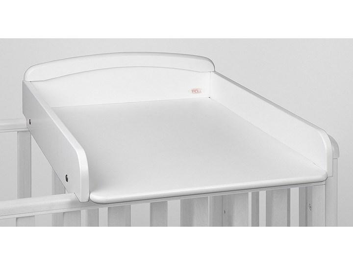 Przewijak na łóżeczko NICOLE TROLL NURSERY (k. biały)