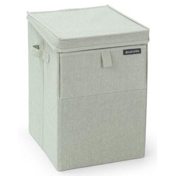 BRABANTIA - Pojemnik na pranie 35 l - Zielony kod: 12 04 66