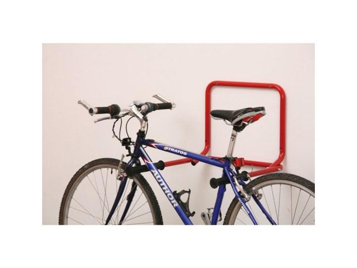 Składany wieszak na rower Metal Kolor Szary Typ Wieszaki