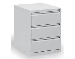 Szafa kartotekowa A5, 3 szuflady, szara