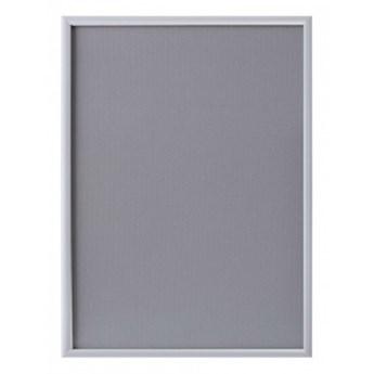 Ramy plakatowe 500x700 mm, ostre narożniki