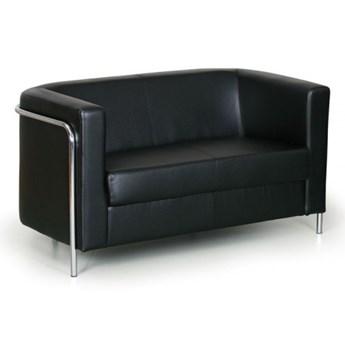 Sofa Club, 2-miejscowa, czarna