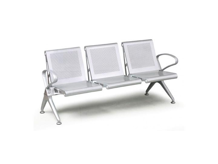 Ławka do poczekalni STRONG PLUS, 3 siedziska