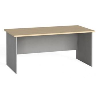 Stół biurowy prosty 160x80 cm, brzoza
