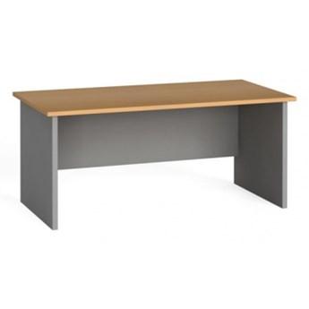 Stół biurowy prosty 180x80 cm, buk
