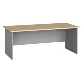 Stół biurowy prosty 180x80 cm, brzoza