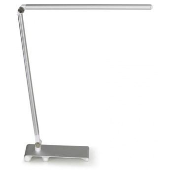 Lampa stołowa Silvan, srebrna