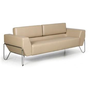 Sofa Spider, 3- miejscowa, beżowa
