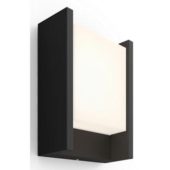 d o s t ę p n a  FUZO 17446/30/P7 2700K 15W KINKIET LAMPA ZEWNĘTRZNA PHILIPS HUE    steruj z aplikacji Hue  za pomocą mos