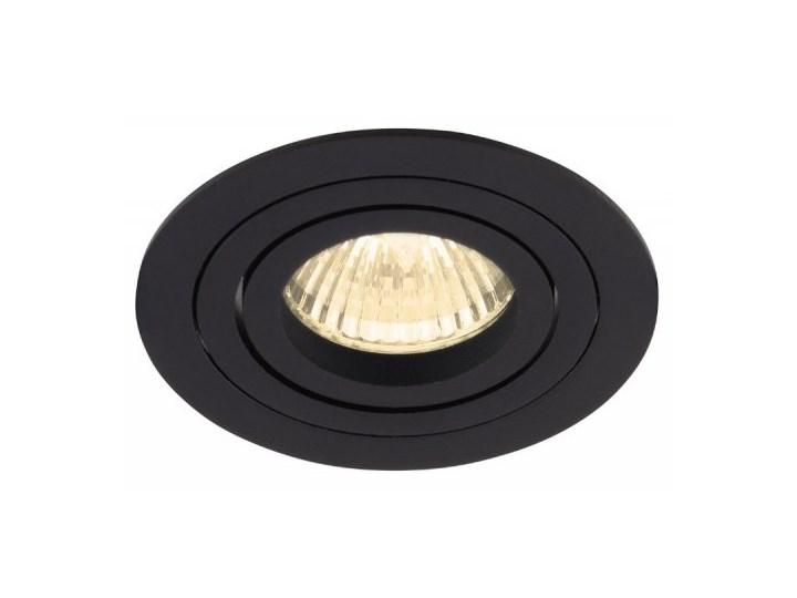 Signal I H0086 oprawa podtynkowa czarna Kolor Czarny Oprawa wpuszczana Oprawa stropowa Okrągłe Kategoria Oprawy oświetleniowe